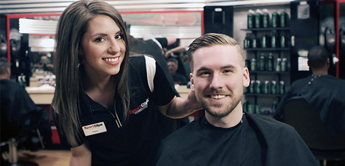 Sport Clips Haircuts of Tampa - Gandy Shoppes  Haircuts