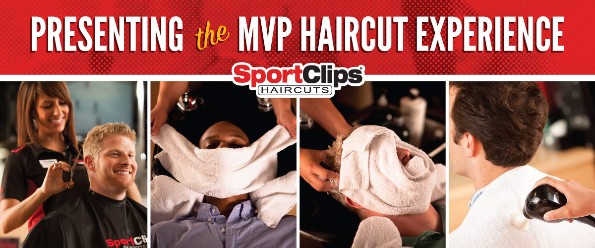 The Sport Clips Haircuts of Tampa - Gandy Shoppes  MVP Haircut Experience
